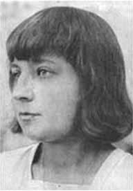 Русская поэтесса дочь и в цветаева